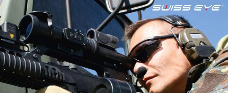 Swiss Eye taktikai és outdoor szemüvegek