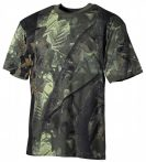 MFH 00105A US T-shirt póló - Vadászzöld