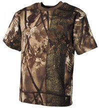 MFH 00105G US T-shirt póló - Vadászbarna