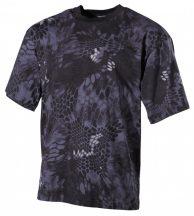 MFH 00105N US T-shirt póló - Sötétkék