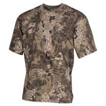 MFH 00105O US T-shirt póló - Barna