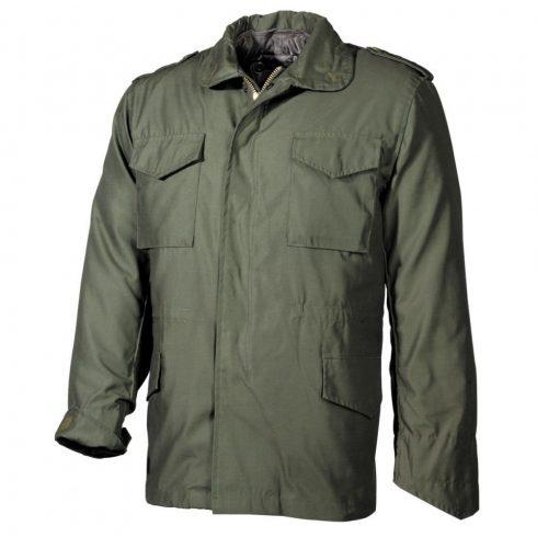 MFH 03072 US Field Jacket M65 (parka kabát, kivehető béléssel)