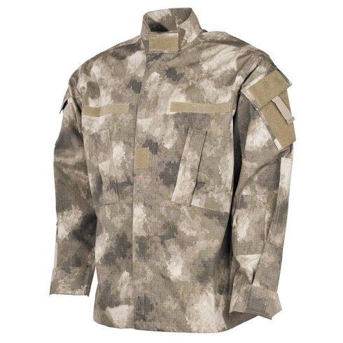 MFH 03383 ACU Ripstop Taktikai Kabát - CamoHDT/Terepszínű