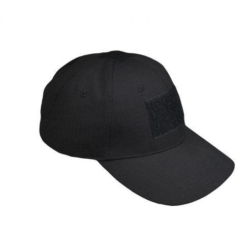 Texar Tactical baseball sapka - Fekete