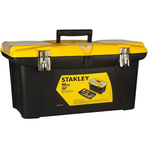 """Stanley Szerszámláda Jumbo fém csat. 22"""""""