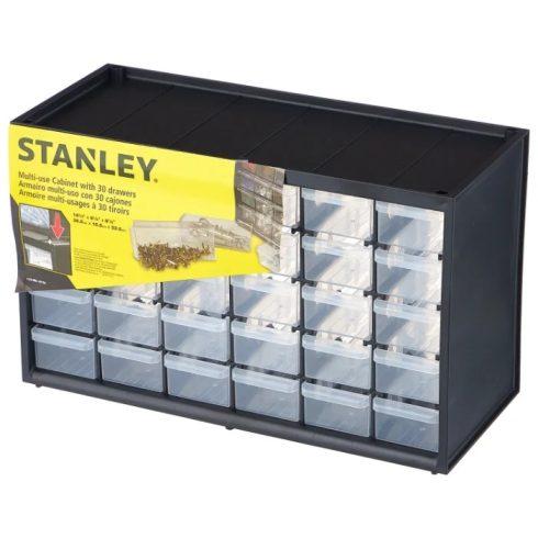 Stanley Csavartartó doboz 30 fiókos