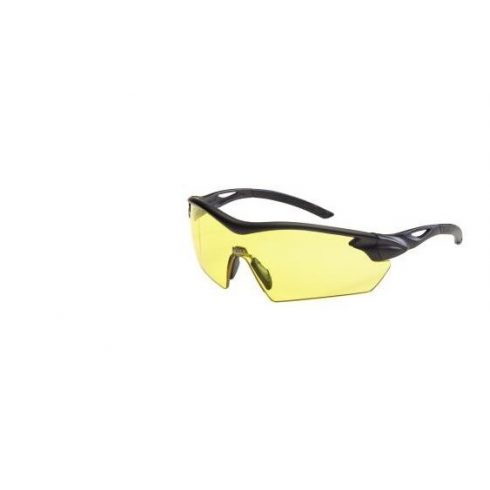 MSA Racers védőszemüveg borostyán védőlencsékkel
