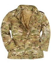 MIL-TEC 10315049 US MULTITARN® M65 FIELD Taktikai Dzseki