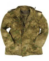 MIL-TEC 10315080 US DARK CAMO M65 FIELD Taktikai Dzseki