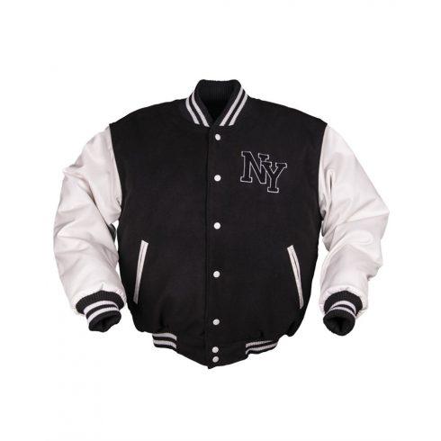MIL-TEC NY BASEBALL dzseki Fekete / Fehér