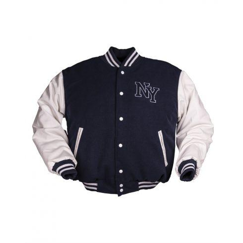 MIL-TEC NY BASEBALL dzseki Kék / Fehér