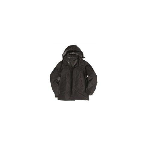 MIL-TEC PCU Softshell dzseki - Fekete
