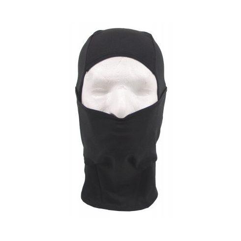 MFH 10898 Elastane Taktikai maszk - Fekete
