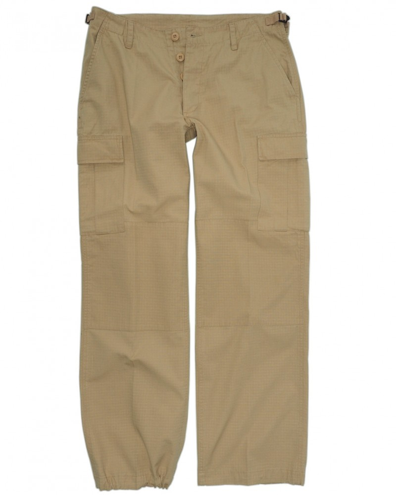 MIL-TEC 11141004 US KHAKI WOMEN BDU R S C. PW.FIELD PANTS taktikai nadrág ( női fazon) 5dea3c4aae