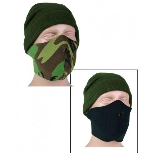 MIL-TEC NEOPRENE 2 színű maszk