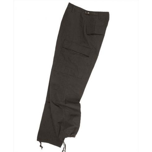 MIL-TEC 11834002 US BLACK R/S BDU FIELD PANTS