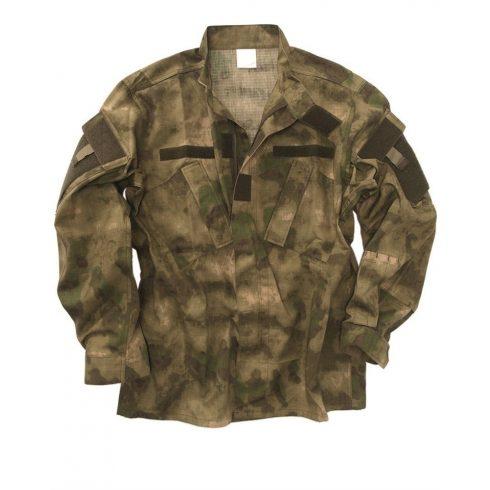 MIL-TEC US taktikai zubbony - Mil-Tacs FG