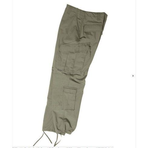 MIL-TEC 11924001 US OD R/S ACU FIELD PANTS taktikai nadrág - olive