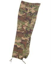 MIL-TEC 11928005 US COYOTE R/S ACU FIELD PANTS taktikai nadrág - coyote