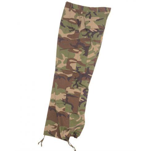 MIL-TEC US taktikai nadrág - Woodland
