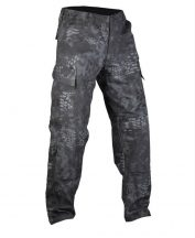 MIL-TEC 11942885 US MANDRA NIGHT ACU FIELD PANTS R/S - taktikai nadrág - mandra night