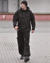 MIL-TEC Softshell dzseki 3. generáció - Fekete
