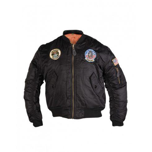 MIL-TEC Gyerek pilóta dzseki