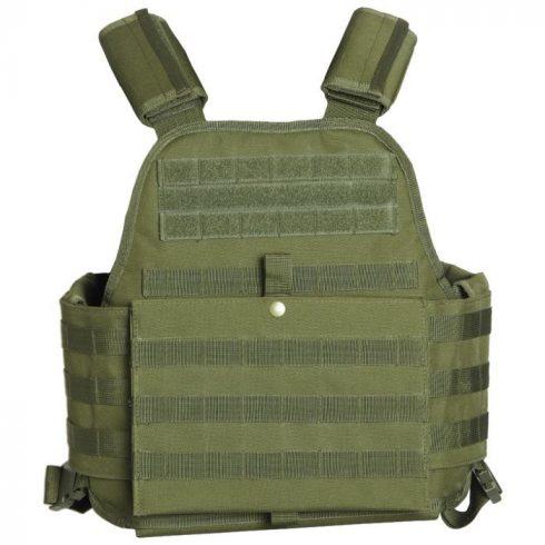 MIL-TEC Plate Carrier Vest zöld
