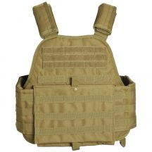 Plate Carrier Vest coyote