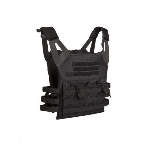 MIL-TEC Plate Carrier Vest Gen II. fekete