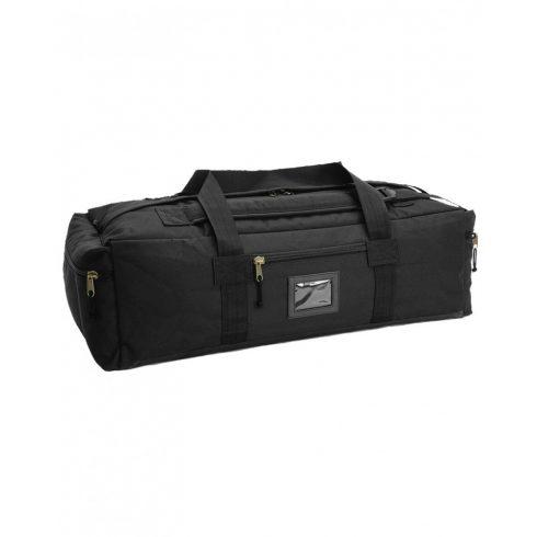 MIL-TEC 13845002 COMBAT DUFFLE BAG Taktikai Utazótáska - Fekete