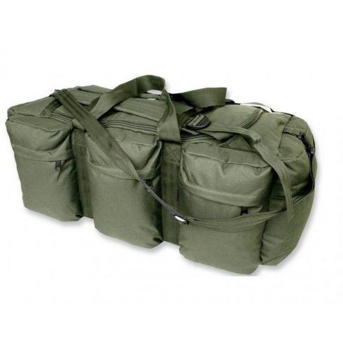 MIL-TEC 13846001 COMBAT DUFFLE BAG TAP 98 LTR Taktikai Utazótáska - Olive/Olivazöld