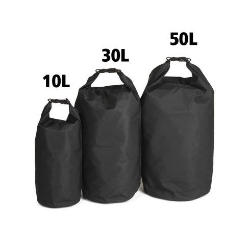 MIL-TEC Szállító zsák fekete 10 - 50L -ig