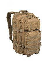 MIL-TEC 14002005 BACKPACK US ASSAULT SMALL Taktikai Hátizsák - Coyote/Barna