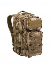 MIL-TEC 14002083 TAN BACKPACK US ASSAULT SMALL Taktikai Hátizsák - Mandra/Kígyóbőr mintás