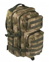 MIL-TEC 14002259 BACKPACK US ASSAULT LARGE Taktikai Hátizsák - MIL-TACS FG/Terepszínű