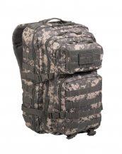 MIL-TEC 14002270 BACKPACK US ASSAULT LARGE Taktikai Hátizsák - AT-DIGITAL/Terepszínű