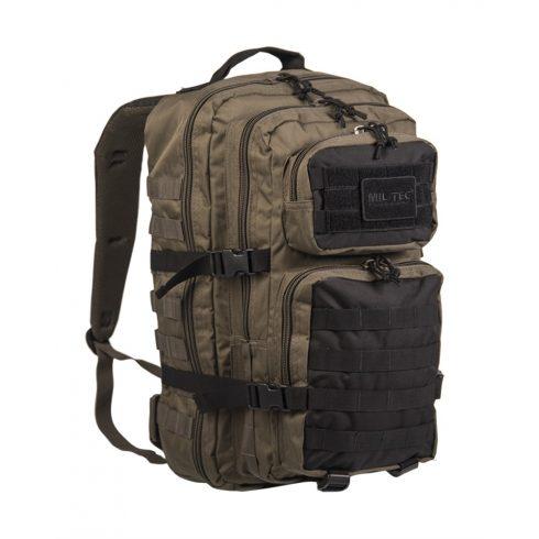 MIL-TEC RANGER 36 hátizsák - Zöld / Fekete