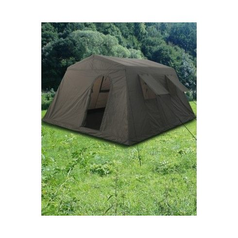 MIL-TEC 14220001 LARGE TENT Taktikai Sátor (3,4 x 3,1 m) - Olive/Olivazöld