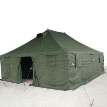 MIL-TEC 14223001 ARMY TENT POLYESTER Taktikai Rendezvénysátor (6 x 5 m) - Olive/Olivazöld