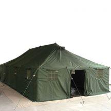 MIL-TEC 14224001 ARMY TENT POLYESTER Taktikai Rendezvénysátor (10 X 4,8 m) - Olive/Olivazöld