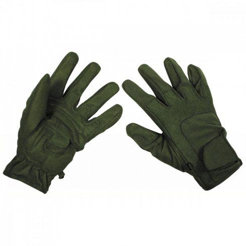 """Gloves, """"Worker light"""", olive kesztyű"""