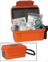 MIL-TEC 16025714 Elsősegély csomag - vízálló doboz