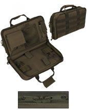 MIL-TEC 16194401 Taktikai fegyver táska (nagy) - Olivazöld