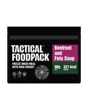 TACTICAL FOODPACK® Céklaleves fetasajttal