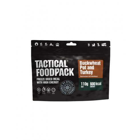 TACTICAL FOODPACK® Hajdínás pulyka