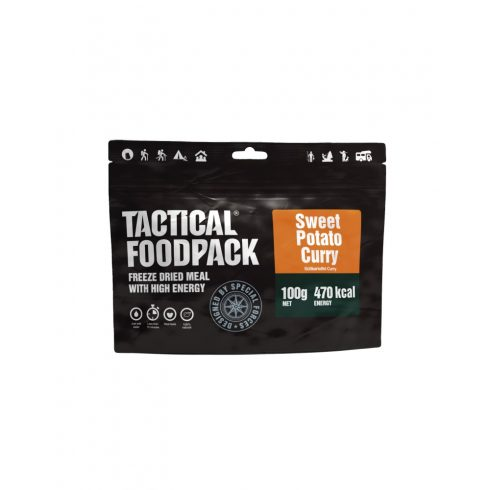 TACTICAL FOODPACK® Édeskrumpli curry