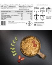 TACTICAL FOODPACK® Bolognai spagetti
