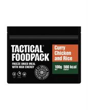 TACTICAL FOODPACK® Currys csirke rizzsel