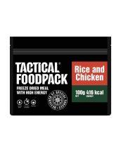 TACTICAL FOODPACK® Csirke és rizs